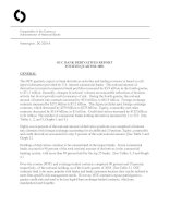 Tài liệu OCC BANK DERIVATIVES REPORT FOURTH QUARTER 2003 doc