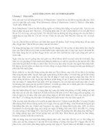 Tự truyện của Sir Alex Ferguson: Chương 1