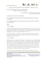 Tài liệu ĐỀ THI THỬ ĐẠI HỌC LẦN I NĂM 2013 Môn: NGỮ VĂN; KHỐI: C, D ĐỀ 21 pot