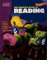 The complete book of reading