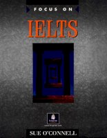 Focus on IELTS Students Book