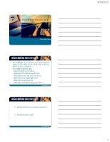 Tài liệu bài thuyết trình bảo hiểm xe cơ giới pdf