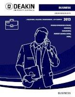 Tài liệu MELBOURNE GEELONG WARRNAMBOOL OFF CAMPUS 2013 doc