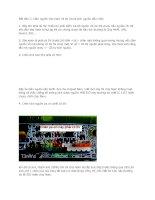 Tài liệu Cách đo kiểm tra một mainboard để xác định hư hỏng pdf
