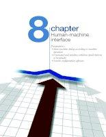 asg 8 human machine interface