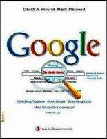 Tài liệu Google - câu chuyên thần kỳ potx