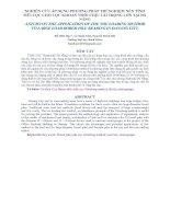 Tài liệu NGHIÊN CỨU ÁP DỤNG PHƯƠNG PHÁP THÍ NGHIỆM NÉN TĨNH MŨI CỌC CHO CỌC KHOAN NHỒI CHỊU TẢI TRỌNG LỚN TẠI ĐÀ NẴNG doc