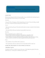 Chủ đề 4. Điều hòa hoạt động của gen