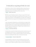 Tài liệu 10 thành phần mở rộng không thể thiếu cho Joomla doc