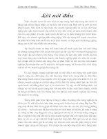 Luận văn đại học: GIẢI PHÁP NÂNG CAO LỢI NHUẬN TẠI CÔNG TY XÂY DỰNG HẠ TẦNG