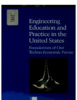 Tài liệu engineering education and practice in the united states docx