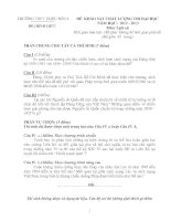 Tài liệu Đề Thi Thử Đại Học Khối C Sử 2013 - Phần 1 - Đề 1 docx