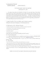 Tài liệu Đề thi Olympic toán sinh viên NĂM 2009 -2010 đại học thủy lợi doc