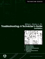 Tài liệu TROUBLESHOOTING A TECHNICIAN''''S GUIDE pdf
