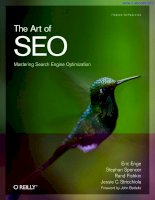 Tài liệu The Art of SEO: Mastering Search Engine Optimization doc
