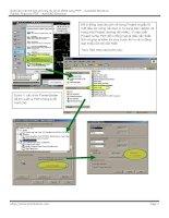 Tài liệu Xuất bản toàn bộ bản vẽ trong dự án từ DWG sang PDF – AutoCAD Electrical pptx