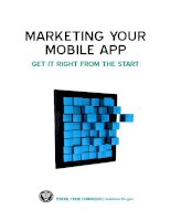 Tài liệu MARKETING YOUR MOBILE APP GET IT RIGHT FROM THE START pdf