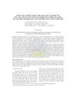 Tài liệu Khảo sát và mô tả đặc tính hóa học của một số vật liệu hữu cơ và phế phụ phẩm cây trồng sử dụng cải tạo môi trường đất cát ven biển tỉnh Thừa Thiên Huế pdf