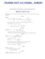 Tài liệu Tổng hợp những câu hỏi trắc nghiệm về dòng điện xoay chiều và dao động điện từ pptx