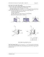 Bài tập vật liệu điện tử ( có đáp án )