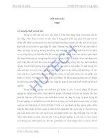 Tài liệu Luận văn: Kế toán tập hợp chí phí SX & tính giá thành sản phẩm tại Cty TNHH THiện Ân pot