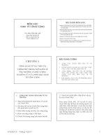 Tài liệu Kinh tế công cộng pdf