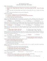 Tài liệu Ôn tập vật lý 10 nâng cao - chương 1: Động học chất điểm pdf