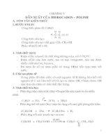 sách bài tập hóa học 9- nguyễn  thị thảo minh chương 5