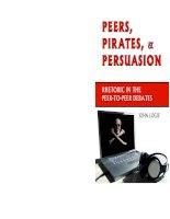 Tài liệu Peers, Pirates, & Persuasion ppt