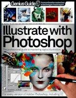 Illustrate with photoshop genius guide vol 1 -  2013