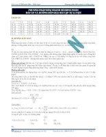 Tài liệu Phương pháp đếm nhanh số đồng phân đáp án và hướng dẫn giải bài tập tự luyện pptx