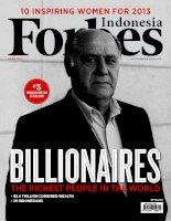 Forbes Indonesia 2013 April (e-magazine full)