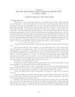 Tài liệu Phương Pháp Phân Tích Vi Sinh Vật Trong Nước potx