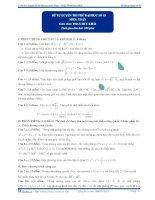 Tài liệu Đề tự luyện thi thử đại học số 03 môn toán doc