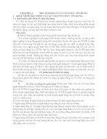 Tài liệu CHƯƠNG 3. ĐỊA VỊ PHÁP LÝ CỦA TỔ CHỨC TÍN DỤNG pot