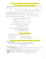 Công thức - bài tập sinh học 10 11 12 ôn thi đại học