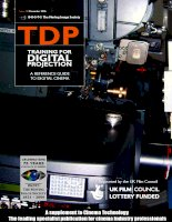 Tài liệu TDP TRAINING FOR DIGITAL PROJECTION A REFERENCE GUIDE TO DIGITAL CINEMA pdf