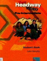 Headway pre intermediate teacher book free download