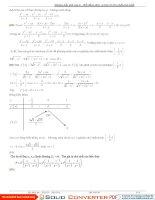 Tài liệu Hướng dẫn giải bài tập bất đẳng thức Max Min ppt