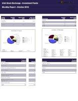 Tài liệu IRISH STOCK EXCHANGE - INVESTMENT FUNDS 2012 pptx