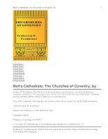 Tài liệu Bell''''s Cathedrals: The Churches of Coventry pptx