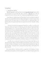 Dịch vụ của campuchia và khả năng hợp tác với việt nam