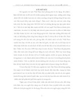 Nghiệp vụ lễ tân tại công ty TNHH thiên an nam