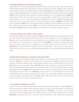 Viết luận văn bằng Anh văn C - ĐH CN TPHCM