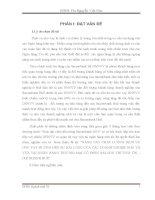 NÂNG CAO CHẤT LƯỢNG DỊCH vụ CHO VAY HƯỚNG đến sự hài LÒNG của các DOANH NGHIỆP NHỎ và vừa tại NGÂN HÀNG THƯƠNG mại cổ PHẦN sài gòn THƯƠNG tín – CHI NHÁNH HUẾ