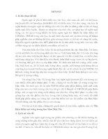 Khóa luận tốt nghiệp văn học: Tín hiệu thẩm mĩ trăng trong thơ Hàn Mặc Tử.