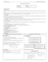 giáo án hóa học lớp 12 cơ bản trọn bộ