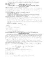 GIÁO án bồi DƯỠNG học SINH GIỎI lớp 9 (CHUYÊN đề 11,12,13)