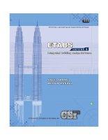 Etabs Steel Frame Design Manual