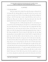 vận dụng phương pháp nêu câu hỏi khi giảng dạy tác phẩm văn học lớp 8a3 trường thcs thị trấn